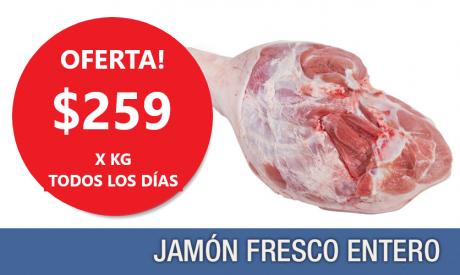 PROMO JAMON ENTERO